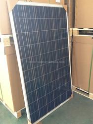 TOP 250W poly solar panel import to pakistan karachi