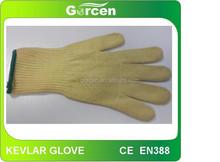 EN388 GS3001 anti cut gloves , industrial safety , safety work glove PPE