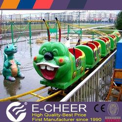 Family fun park amusement rides make money