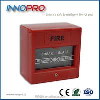 Manual Call Point fire alarm break glass button (Innopro KF102)