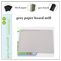 stock lot paper gray paperboard for paper case
