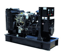 Low oil consumption diesel generator set powered by Lovol engine from 20KW to 100KW