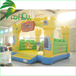 2015 customized inflatable playground for kids /giant inflatable playgrounds