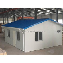 movable camp house labor prefab food stall house 40ft shipping container module house
