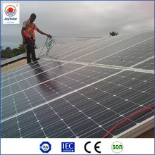 1KW high voltage solar panels price,mono solar power system for home