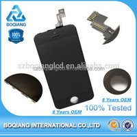alibaba china hot selling touch screen complete original unlocked for iphone 5c