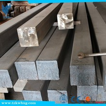ASTM 304L stainless steel square bar