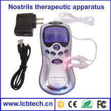 Hot sale!! digital physical therapy massager machine nasal therapeutic apparatus