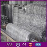 Galvanized Chicken Wire Manufacturer/different types of hexagonal wire mesh/hexagonal galvanized fence wire mesh