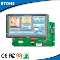 """7"""" intelligent and full color TFT LCD module with A class display and powerful control board"""
