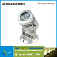 YJX-0029 IP65 3W 6W 9W Waterproof adjustable rotatable LED light wall mount
