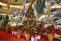 decoração gigante árvore de natal