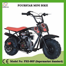 80CC gas motor young teenager 4 stroke Mountain Bike with pull start