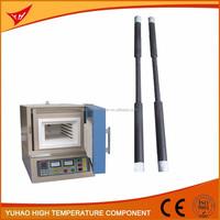 Tubular SiC furnace used Silicon Carbide SiC electric heating element