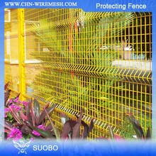 ISO9001Pvc Fence Panels Temporary Fence Panel Hot Sale Metal Dog Fence