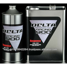 DELTA RACING 900 Response 15W-50 Engine Oil hydraulic oil made in Japan