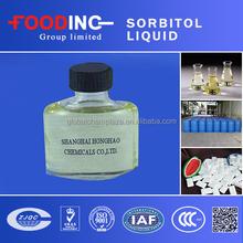 High Quality Food Additive Sorbitol Liquid 70%