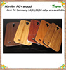 Wholesale!! Cell phone wooden case for samsung galaxy s4 made in china
