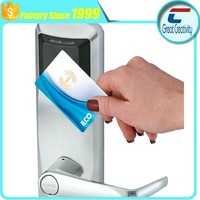 iso14443a 13.56mhz rfid MIFARE 1K blank plastic compatible hotel key card