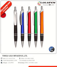 side click promotional pen; adelaide customized printed promotional ballpoint pen; crystalline ball pen