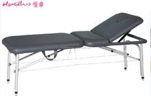 Light portable massage facial bed /folding adjustable spa bed HZ-3382