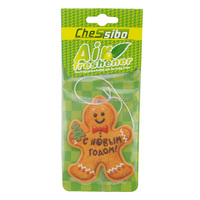 Doll Shape Aroma Hanging Paper Car Air Freshener