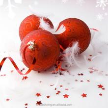 Manufacturer Hanging Decorative Balls/Christmas Ornaments Most Popular