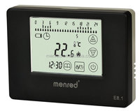 Ce Certificated wireless touch sreen Room Thermostat