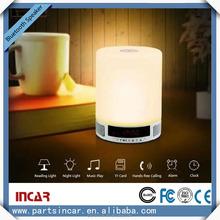 mini bluetooth speaker light for mobile phone