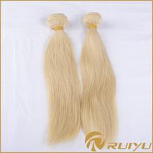 China factory Wholesale Grade 6a european blonde virgin hair