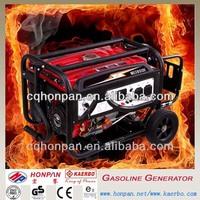 3kw Electric Start Portable Best Selling Biomass Power Generator