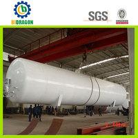 liquid oxygen nitrogen storage cryogenic tank