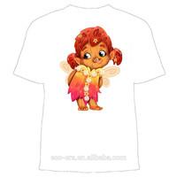 Low MOQ T Shirt 100 Cotton Export Quality Cheap Wholesale Custom T Shirt