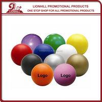 promotional custom pu light bulb stress toy