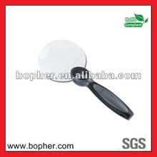 custom pocket magnifying glass logo