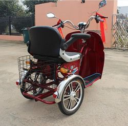 cheapest new three wheel motorcycle europe