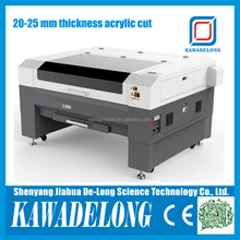 Good quality co2 tube laser cutting and engraving machine price