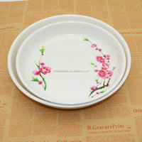 charger plates wholesale paper plate melamine tableware plates