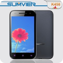 China Factory MTK6582 Quad Core 3G 4.3inch AMOLED QHD Android 4.2 Mobile Phone