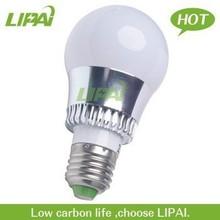 high lumen low decay china led bulb 5W