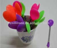 Coffee filter & coffee spoon set Tea Pot & Tea drinking Utensil Set