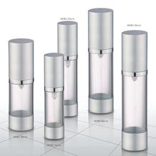 skin whitening cream rotate airless bottle