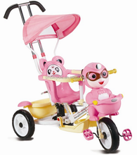 children luxury metal tricycle,kid's tricycle,baby toy tricycle