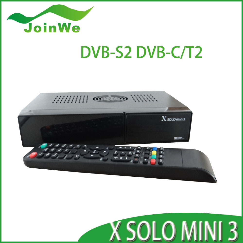 digital mini hd satellite receiver x solo mini 3 linux os iptv streaming mpeg2 4 hardware. Black Bedroom Furniture Sets. Home Design Ideas