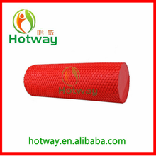 China Direct Sale EVA Yoga Pilates Exercise Fitness Foam Roller Massage Point Multicolor Lose Weight Useful