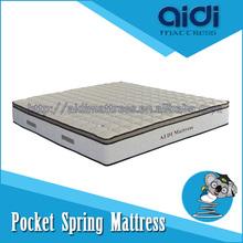 AI-1311 Gel memory foam and High Density Foam sleeper memory foam mattress manufacturer
