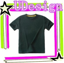 Wholesale cotton kids t shirts children short sleeve soft breathable t shirts