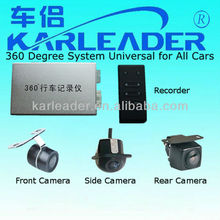 360 Degree All-round birdview Car camera System