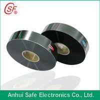 7mic 75mm Film Capacitors grade Metallized Polypropylene Film