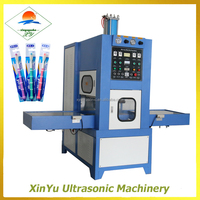 Hot selling high frequency Synchronous paper cardboard packing machine